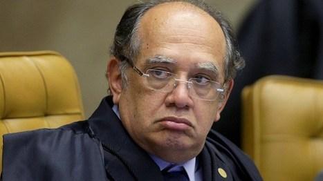 Em defesa de Toffoli, Gilmar Mendes coloca MP e STF em crise | BOCA NO TROMBONE! | Scoop.it
