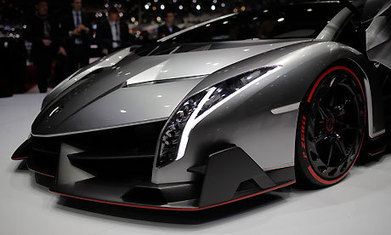 Luxury carmakers at Geneva motor show little sign of eurozone gloom - The Guardian | super cars | Scoop.it