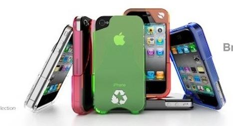 In-Store iPhone Recycling Coming To An Apple Store Near You - EarthTechling | Shifting Waste | Scoop.it