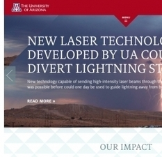 New UA Brand to Debut Next Week With New Ads, Website and More | UA@Work | CALS in the News | Scoop.it
