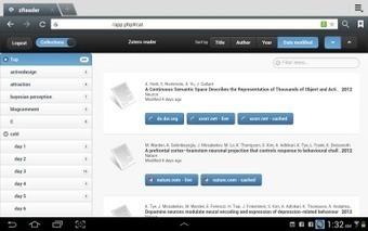 Try Zotero Reader for tablet | Zotero | Scoop.it