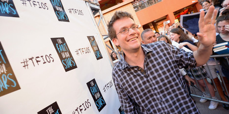 John Green Is the John Hughes of Relatable YA Literature | English News | Scoop.it