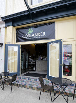 Dining Out: Coriander adds Armenian spice to Carytown | GMOs & FOOD, WATER & SOIL MATTERS | Scoop.it