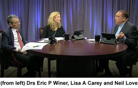 Is ER the new HER2 (which used to be the new ER)? Drs Lisa Carey and Eric Winer elaborate | Cancer Research You can Trust | Scoop.it