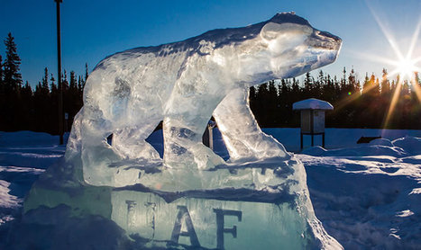 University hosts ice sculpture lecture | Sculptures of the Cold | Scoop.it