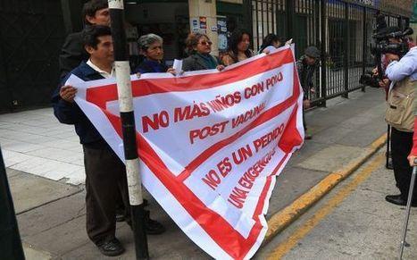Minsa indemnizaría con S/.1 millón a familias de niños infectados con polio   Perú   Scoop.it