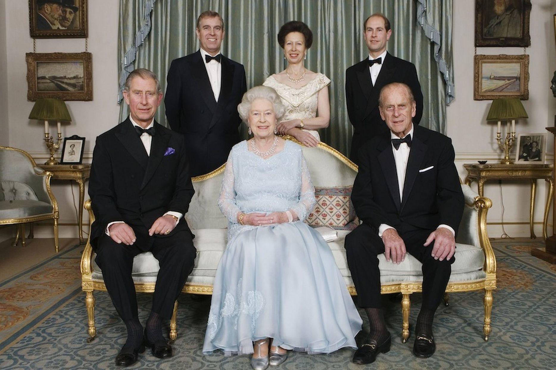 Секс в королевских семьях 7 фотография