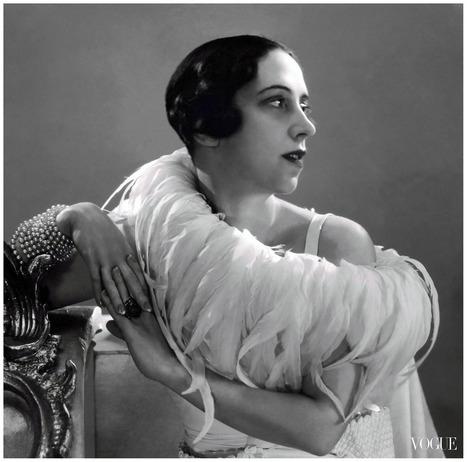 Elsa Schiapparelli, 1937   Herstory   Scoop.it