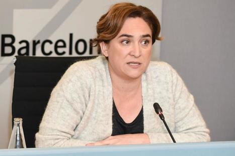 Colau se aleja de un PSC que le pide sillones y tantea a ERC para alcanzar un pacto de Gobierno - Diario Barcelona | Notas56 | Scoop.it