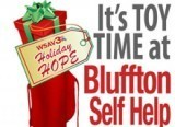 It's Holiday Toy Time at Bluffton Self Help! | Owner of circa13579 | Scoop.it