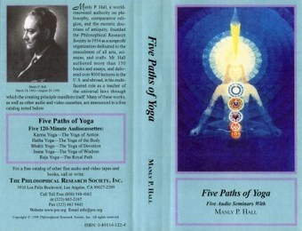 Five Paths of Yoga  - Manly P. Hall   promienie   Scoop.it