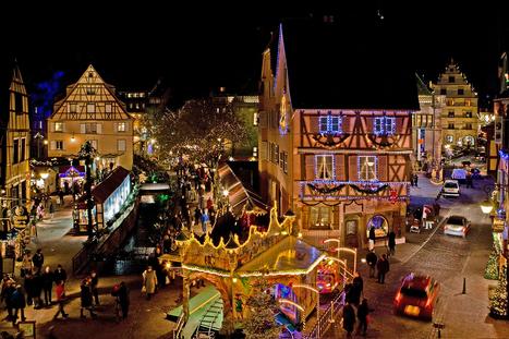 夢の中にいるみたい!迫力満点のアルザス地方クリスマスマーケット厳選6選   Colmar et ses manifestations   Scoop.it