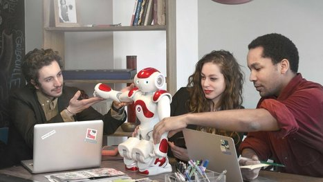 Adorable library robots will teach patrons to code | Future Trends in Libraries | Scoop.it