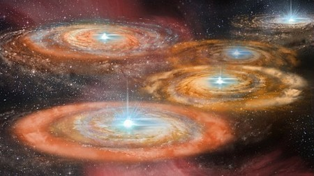 Massive stars lit up the early universe | Sustainable Futures | Scoop.it