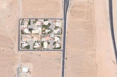Landscape Absurdism: Las Vegas | Archivance - Miscellanées | Scoop.it