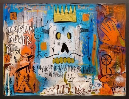 The Wall Galerie | The art of Tarek | Scoop.it