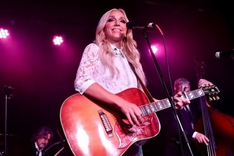Blind Faith: Ashley Monroe Happy Relying on Good Friends and the Power of Radio | Country Music Today | Scoop.it