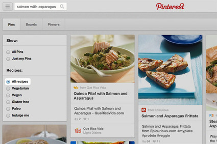 More ways to search for recipes | Pinterest | Scoop.it