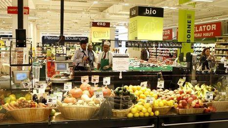 Les Français consomment bio, mais à petite dose | T3 - Santé, sport, alimentation | Scoop.it