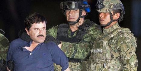 Mexique: Sinaloa : le cartel mondialisé d'«El Chapo» | Mexique | Scoop.it
