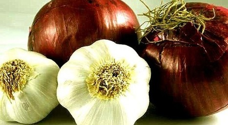 The Benefits of Onions and Garlic: Nature's Weapons against Cancer | Nutrition Today | Scoop.it
