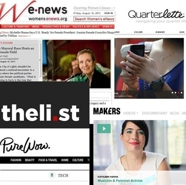 The 100 Best Websites For Women, 2013 | small business | Scoop.it