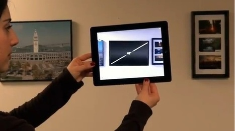 Augmented Reality Becomes Practical; Interactive DIY Guides For Mobile Users | Mind Amplification | Scoop.it
