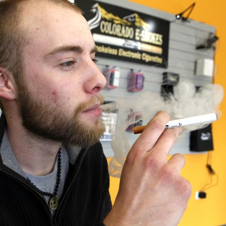 The Truth About E-Cigarettes | E Cigarettes | Scoop.it