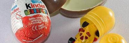 Ces substances que nous cache … Kinder Surprise | S'emplir du monde... | Scoop.it