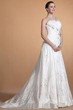 [EUR 249,99] Carlyna 2014 Nouveauté Chic Bustier Dentelle Perles Robe de Mariée(C37145507) | robe de mariée, robe de soirée | Scoop.it
