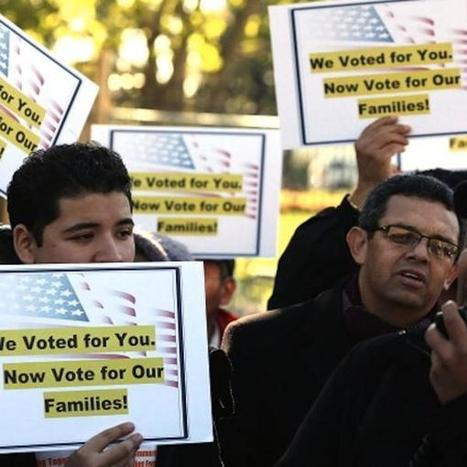 Obama to announce immigration reform plan in Las Vegas | Obama helps Undocumented - Ariana & Janet | Scoop.it