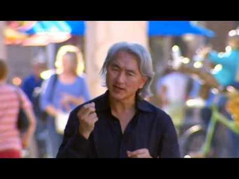 Michio Kaku - What is time? [BBC videos] | Funteresting Stuff | Scoop.it