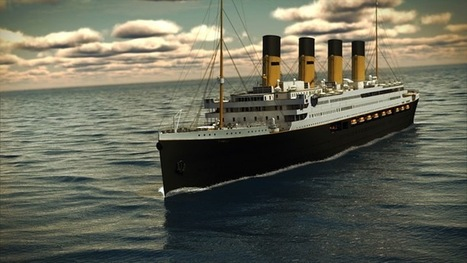 Luxury Titanic II Replica To Cast Off in 2016 | Gabby's Gab | Scoop.it
