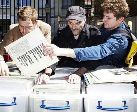 Vinyles : la bulle qui venait du Net - Libération | Bruce Springsteen | Scoop.it