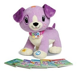 Read With Me Scout Toy | Hot Christmas Toys 2013 | Christmas | Scoop.it