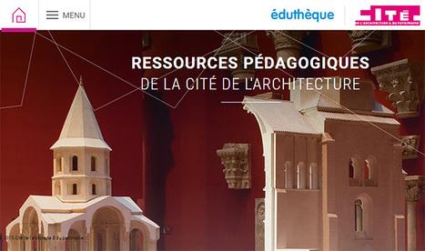 La Cité de l'architecture ouvre son nouvel espace ! - Éduthèque | Usages numériques et Histoire Géographie | Scoop.it