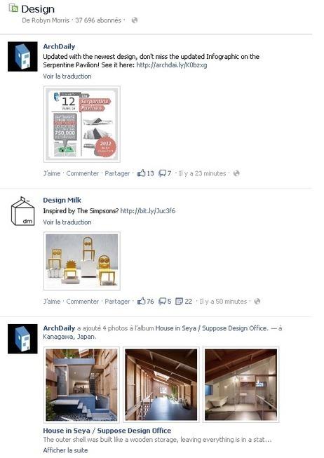 Facebook se lance dans la curation avec les fils d'actualité spécifiques | Veille_Curation_tendances | Scoop.it