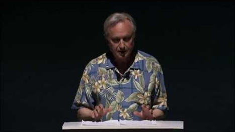 What the Hell Happens Five Minutes Into This Richard Dawkins Speech? | Archivance - Miscellanées | Scoop.it