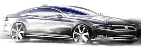 VW. La 8ème génération de Passat | Auto , mécaniques et sport automobiles | Scoop.it