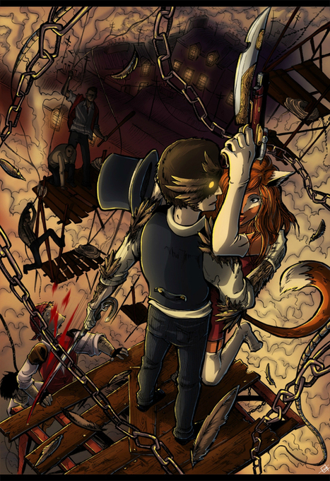 Manga sans Frontières | Grafismo | Scoop.it