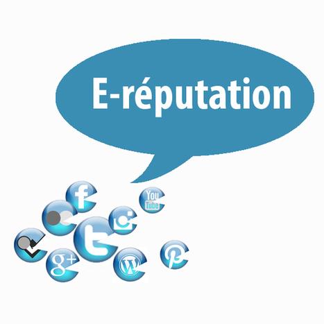 L'e-réputation : définition - François Hallut | E-reputation | Scoop.it