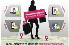 Proximis surfe sur le «web to store» | Initia3 - Conseils numériques TPE - PME | Scoop.it