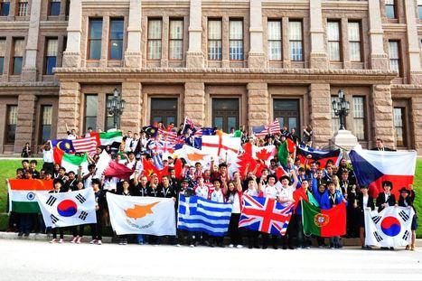 F1 in Schools Παγκόσμιοι Τελικοί 2013: Διάκριση για τις Ελληνικές Ομάδες | Απάνθισμα | Scoop.it