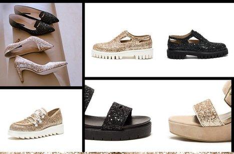 Glitter Magic by Alberto Guardiani Shoes | Le Marche & Fashion | Scoop.it