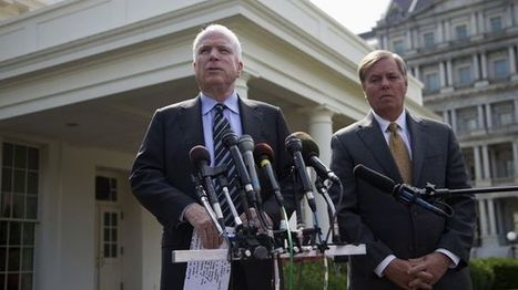 Kerry, Hagel to make case for Syria strike | Global Politics: Armed Conflict | Scoop.it