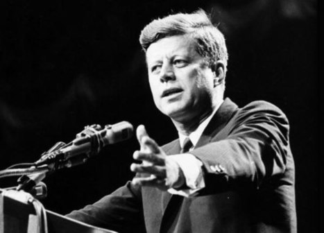 JFK and the Absolutes of Leadership | Thinking, Learning, and Laughing | Scoop.it