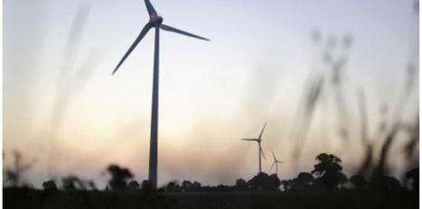 ROYAUME-UNI. Feu vert à un énorme projet éolien en mer du Nord | Eolien en mer | Scoop.it