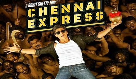 Chennai Express 2013 DVDScr Hindi Full Movie Free Download 350MB   game   Scoop.it