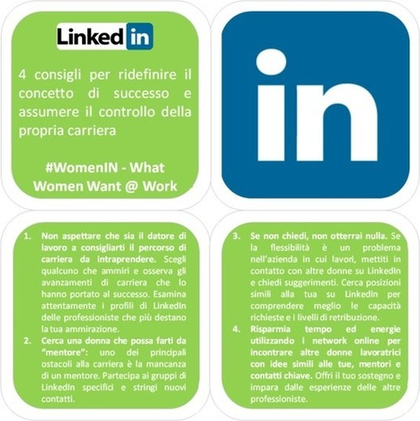 I suggerimenti di Linkedin per il lavoro e la carriera | Social Media Italy | Scoop.it