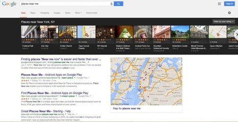 The Importance of Google+ for Implicit and Local Search | Les Enjeux du Web Marketing | Scoop.it